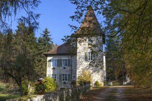 Château de Montanges ©Daniel Gillet
