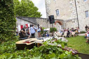 Fete de la musique au Chateau de Musinens ©Daniel Gillet