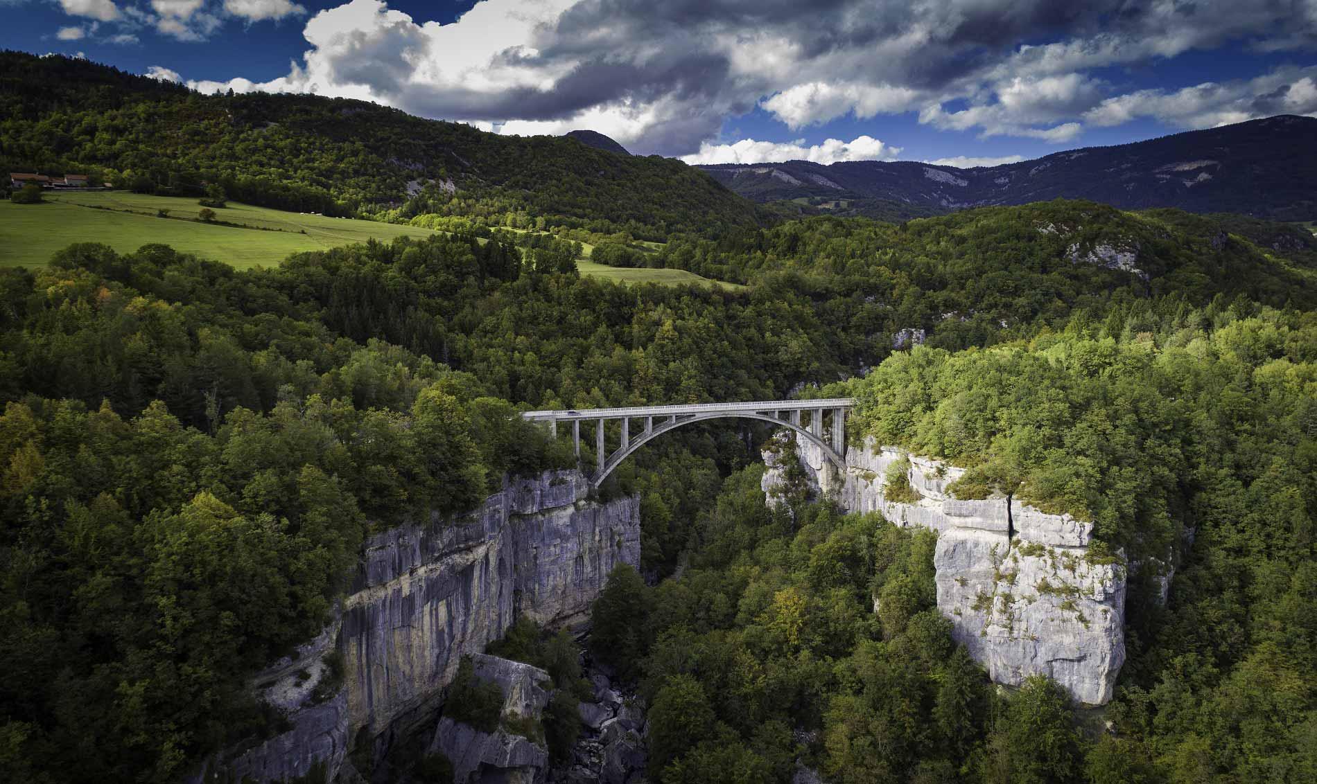 Pont des Pierres ©Arcom Design