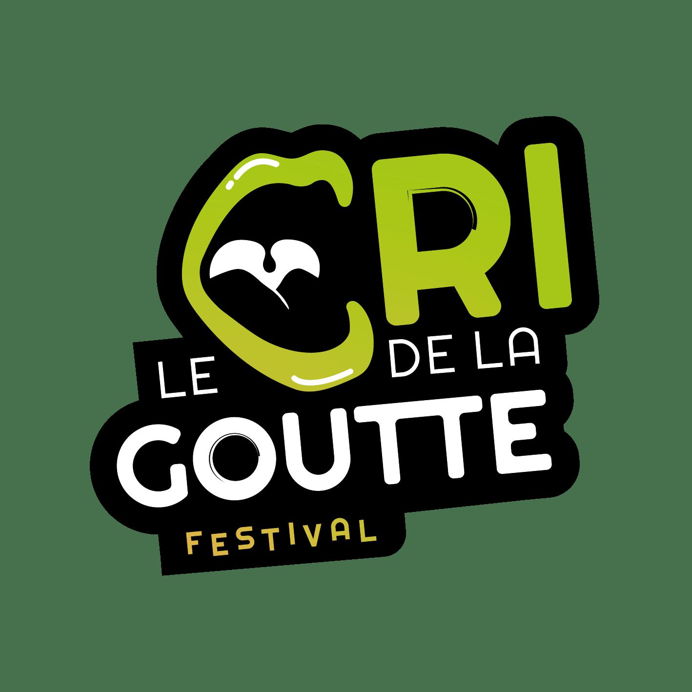 Logo Festivall Le Cri de la Goutte
